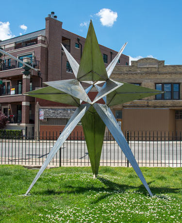 """Moravian Star"" by JAMES HAVENS"